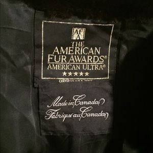 The American Fur Awards - American Ultra Jackets & Coats - Mink Coat